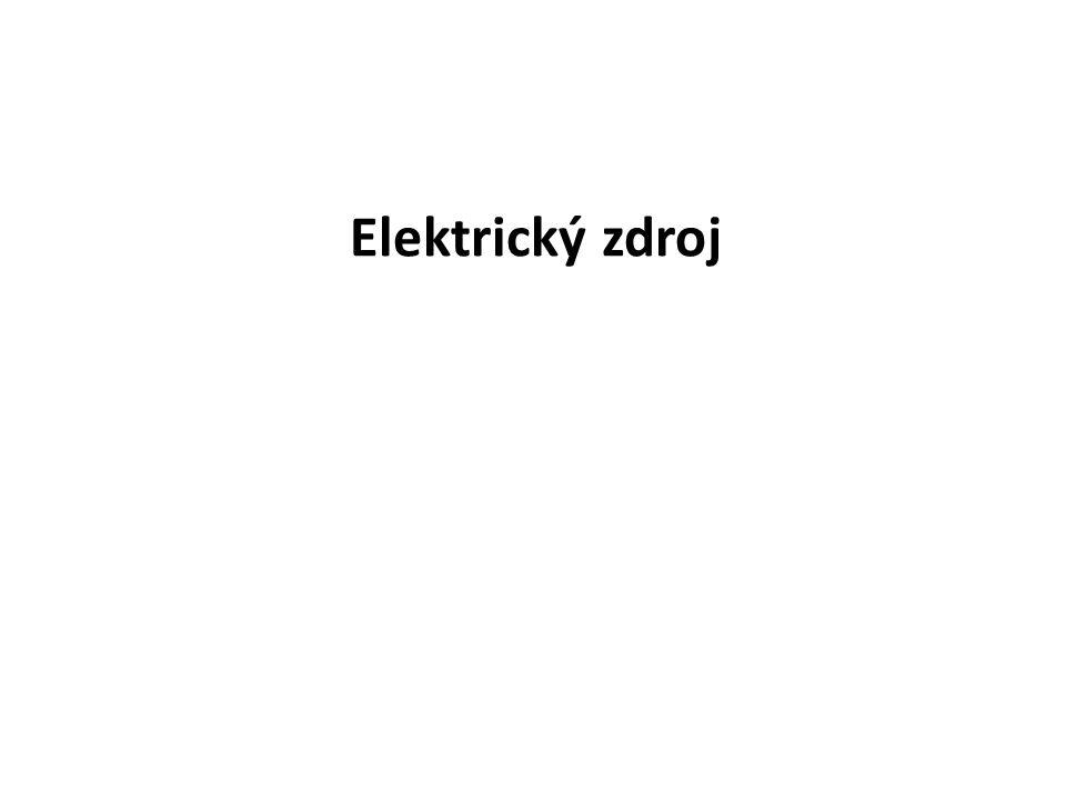 Elektrický zdroj