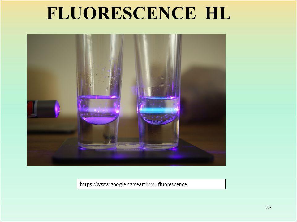 FLUORESCENCE HL https://www.google.cz/search q=fluorescence