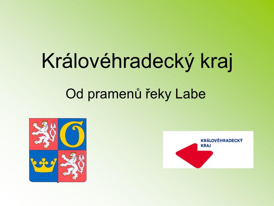 Královéhradecký kraj Od pramenů řeky Labe