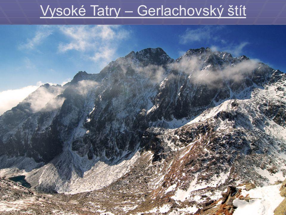 Vysoké Tatry – Gerlachovský štít