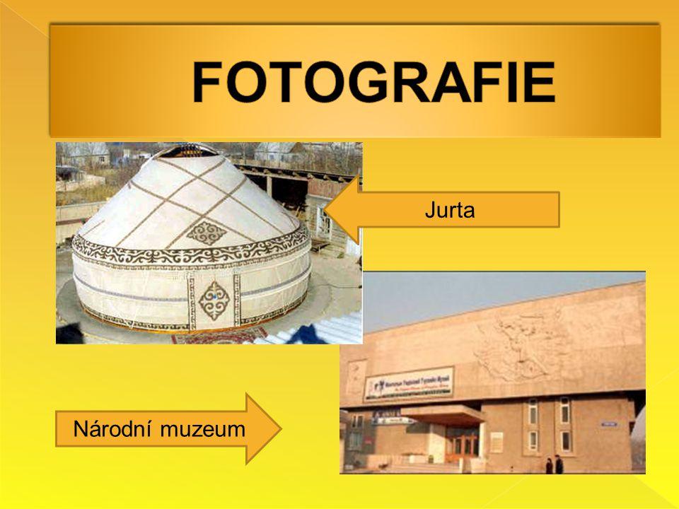 Fotografie Jurta Národní muzeum