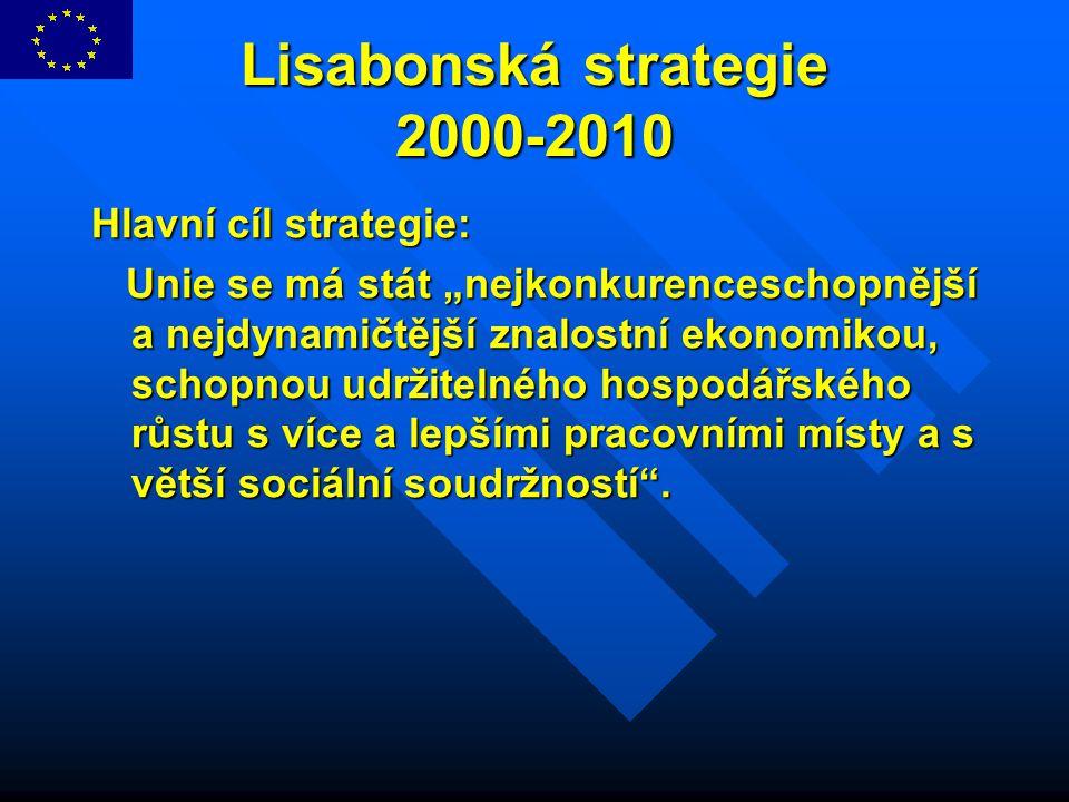 Lisabonská strategie 2000-2010