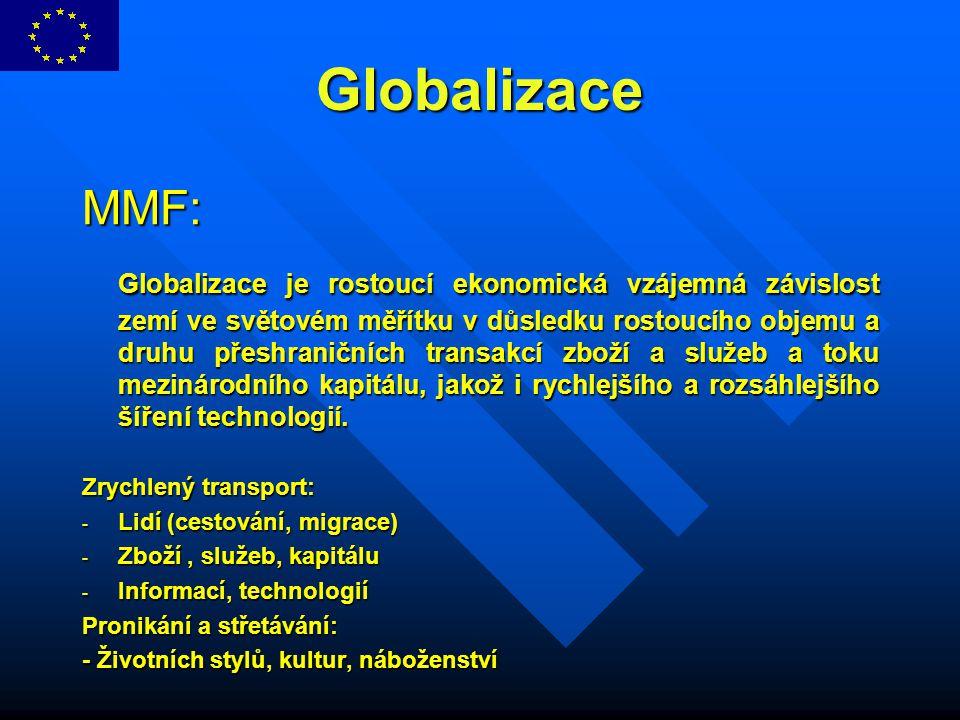 Globalizace MMF: