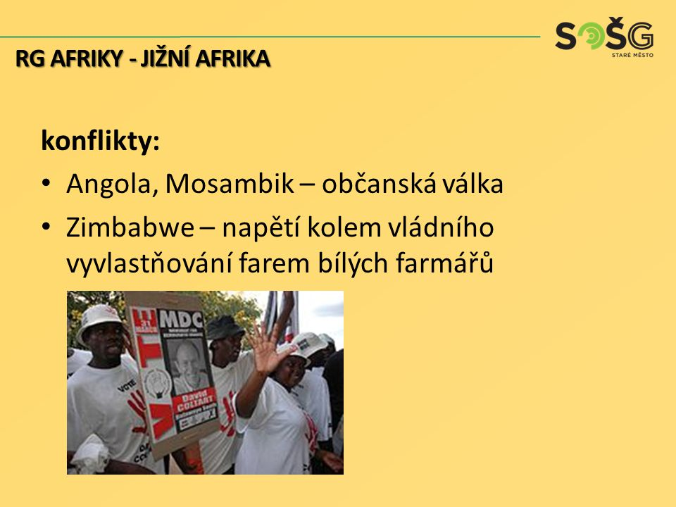 Angola, Mosambik – občanská válka