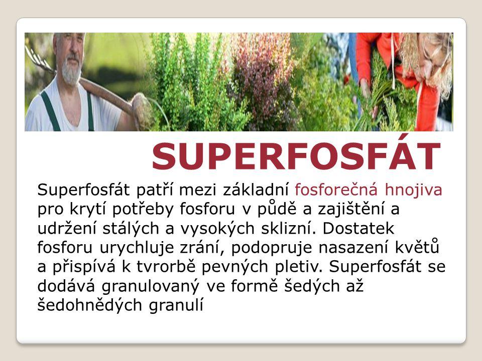 SUPERFOSFÁT