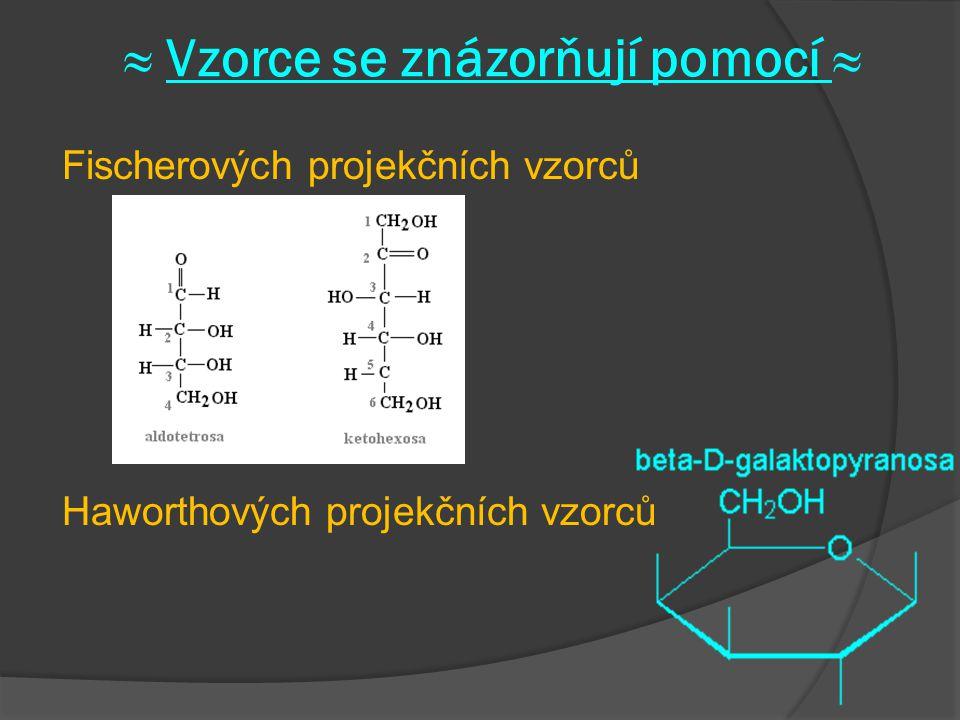 ≈ Vzorce se znázorňují pomocí ≈