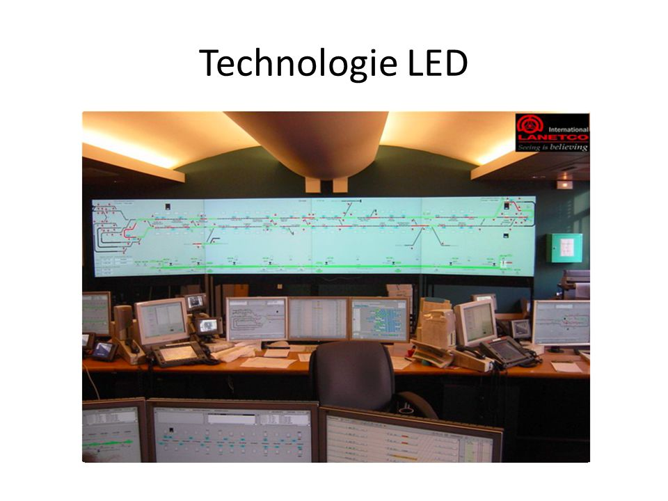 Technologie LED