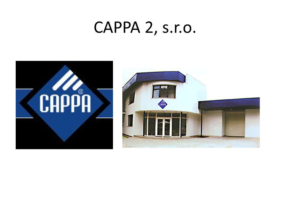 CAPPA 2, s.r.o.