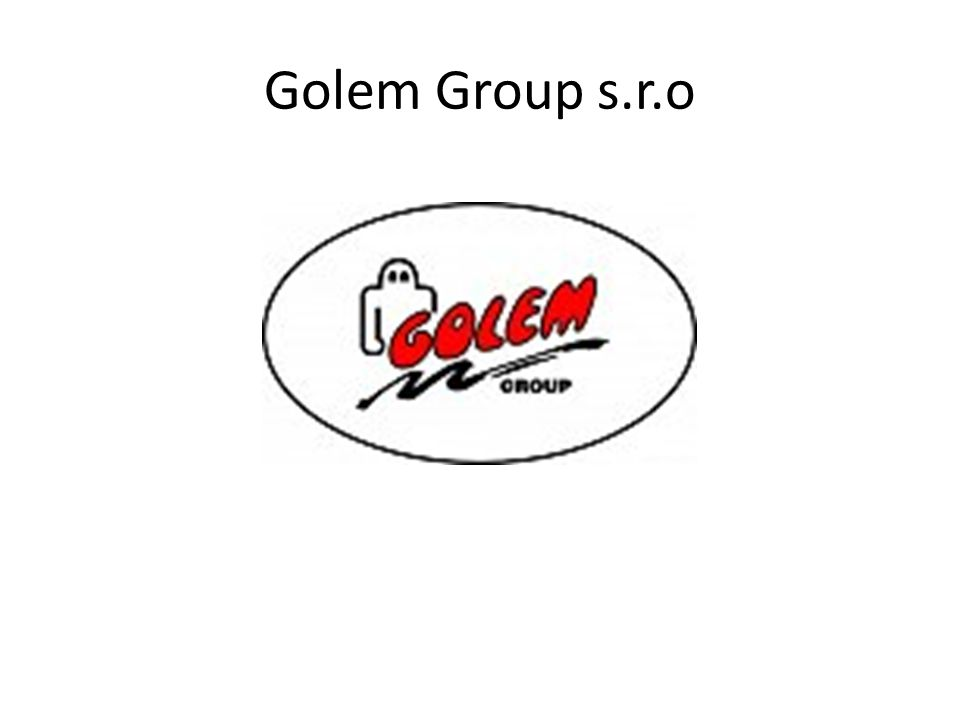 Golem Group s.r.o