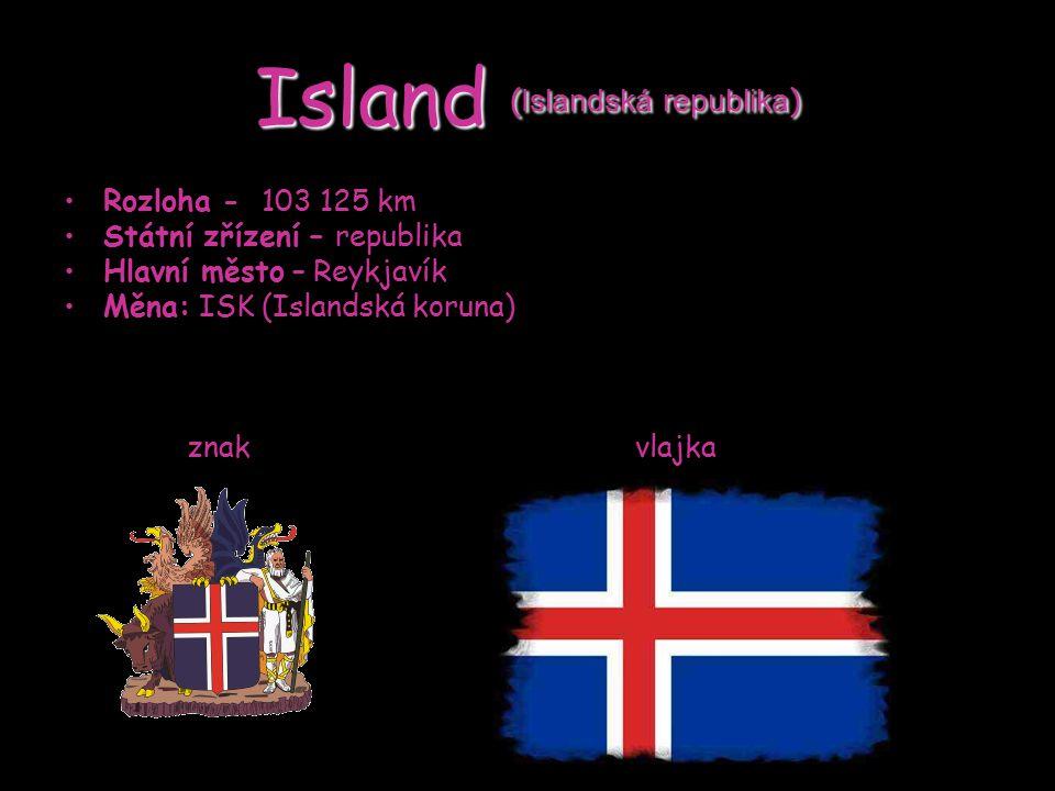 Island (Islandská republika)