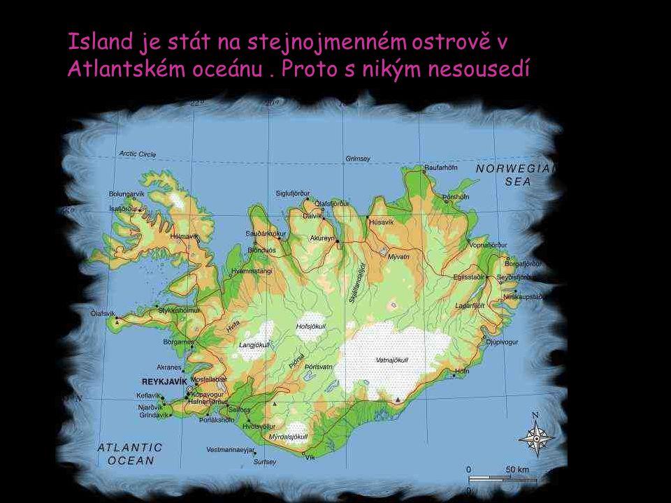 Island je stát na stejnojmenném ostrově v Atlantském oceánu