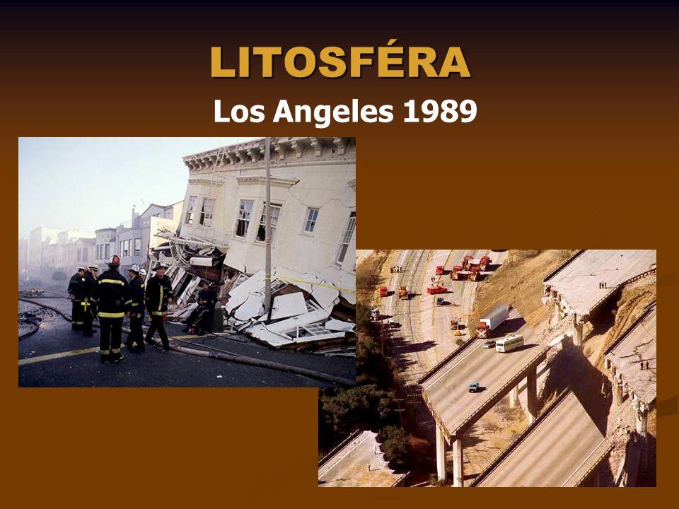 LITOSFÉRA Los Angeles 1989