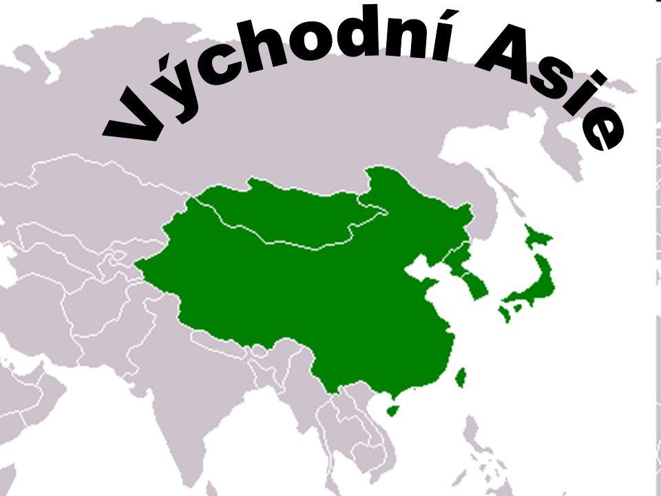 Východní Asie Východní Asie