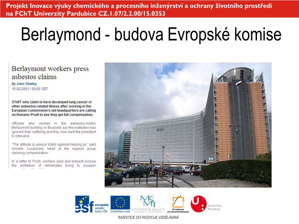 Berlaymond - budova Evropské komise