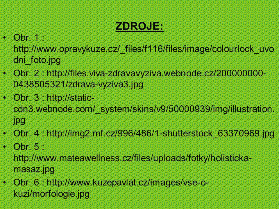 ZDROJE: Obr. 1 : http://www.opravykuze.cz/_files/f116/files/image/colourlock_uvodni_foto.jpg.