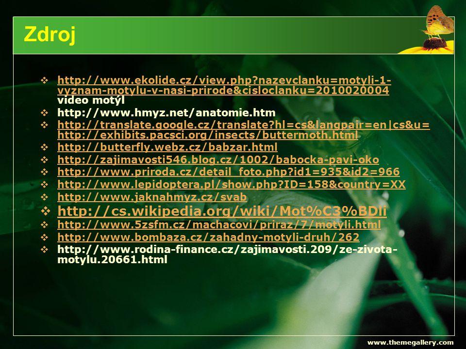 Zdroj http://cs.wikipedia.org/wiki/Mot%C3%BDli