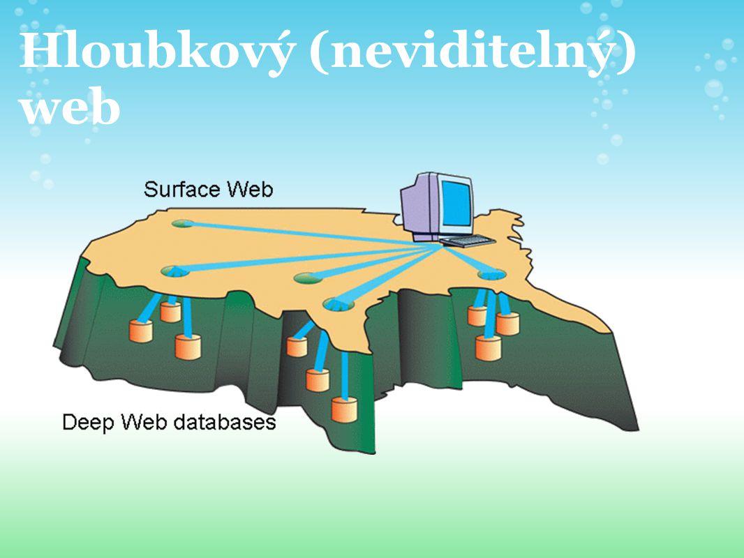 Hloubkový (neviditelný) web