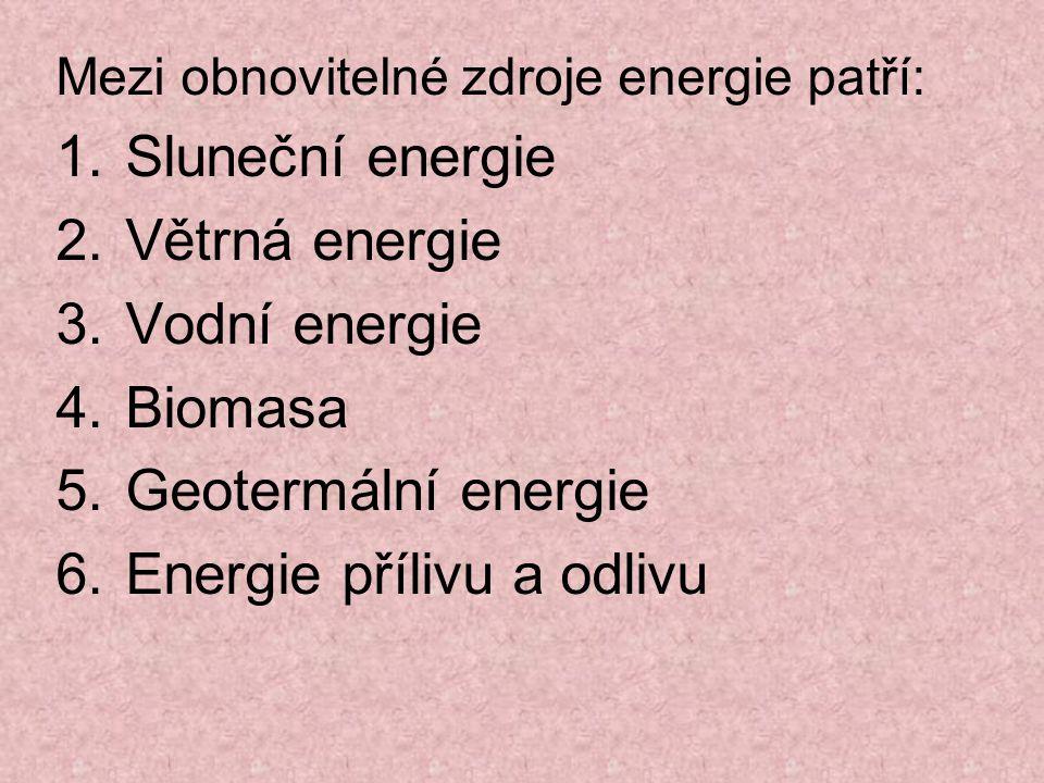 Energie přílivu a odlivu