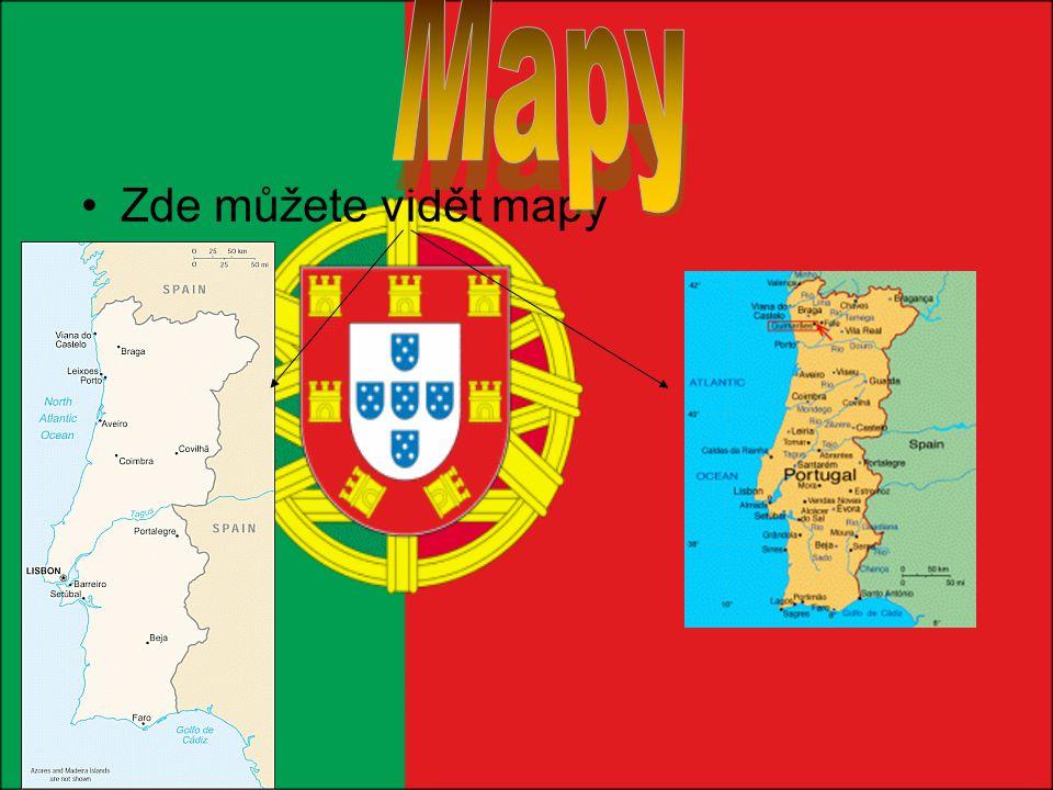 Mapy Zde můžete vidět mapy