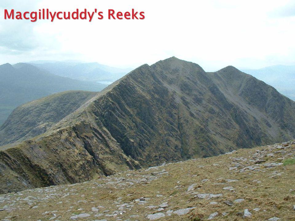 Macgillycuddy s Reeks
