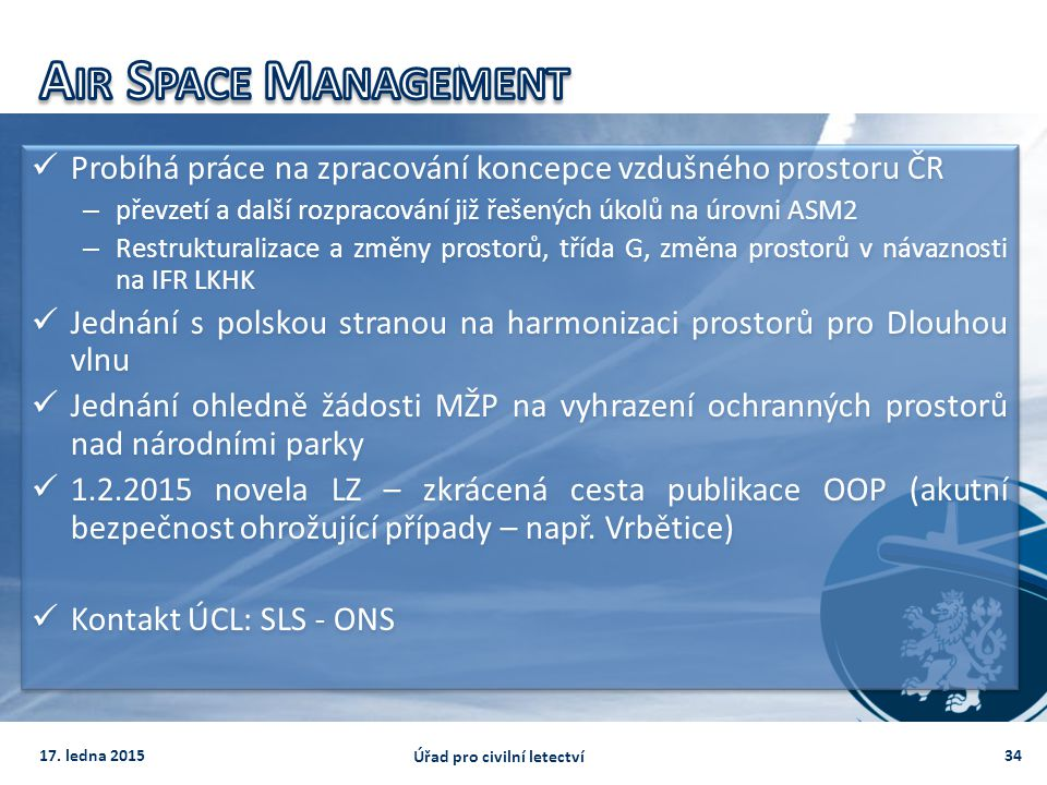 Úřad pro civilní letectví
