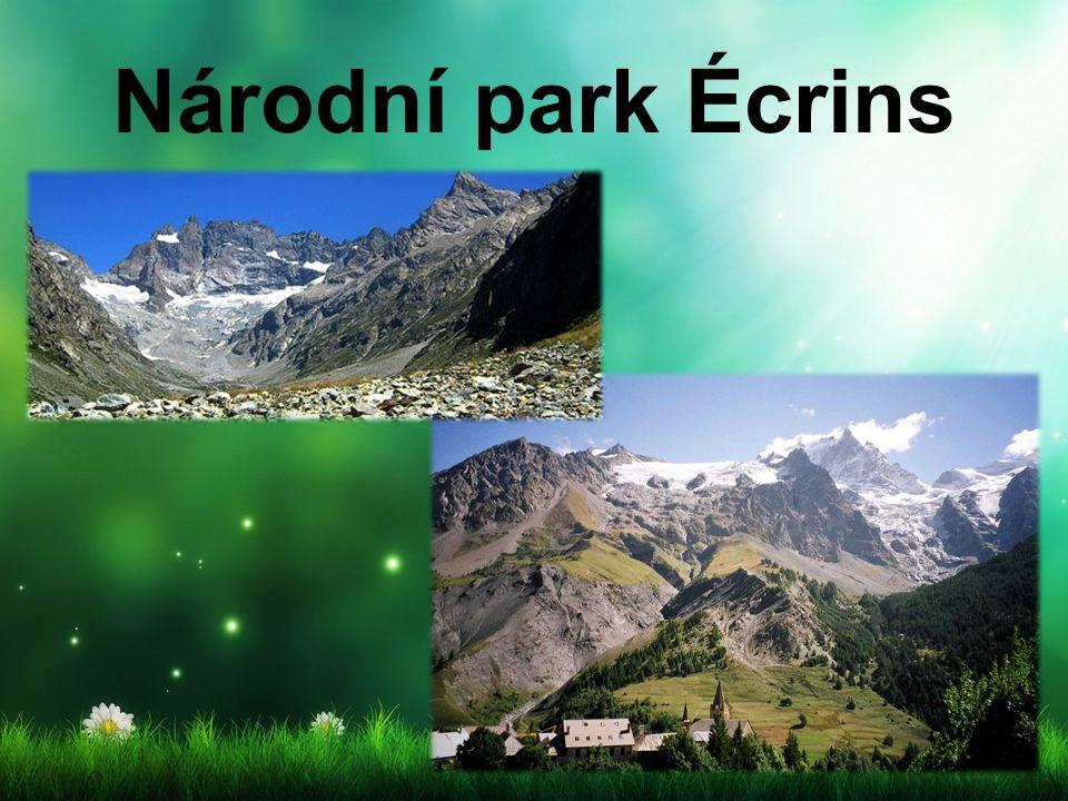 Národní park Écrins