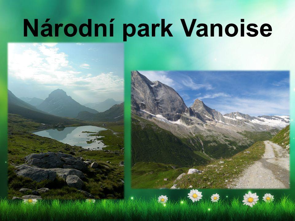 Národní park Vanoise