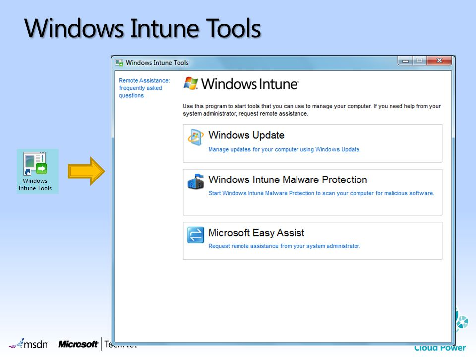 Windows Intune Tools