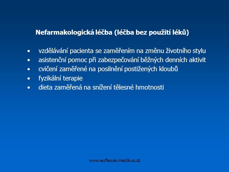 Nefarmakologická léčba (léčba bez použití léků)