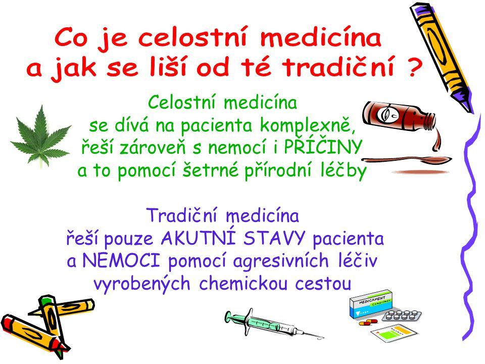 Co je celostní medicína
