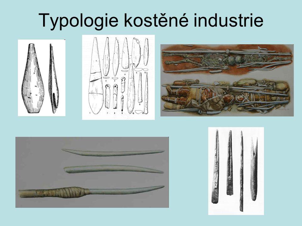 Typologie kostěné industrie