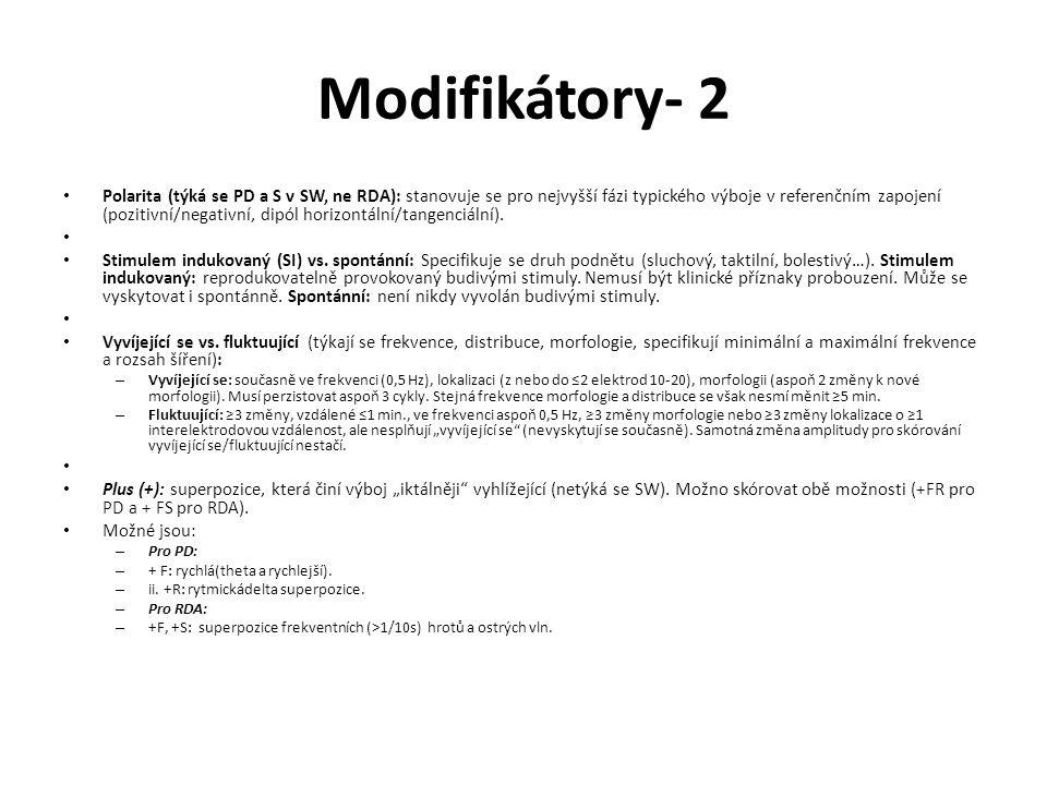 Modifikátory- 2