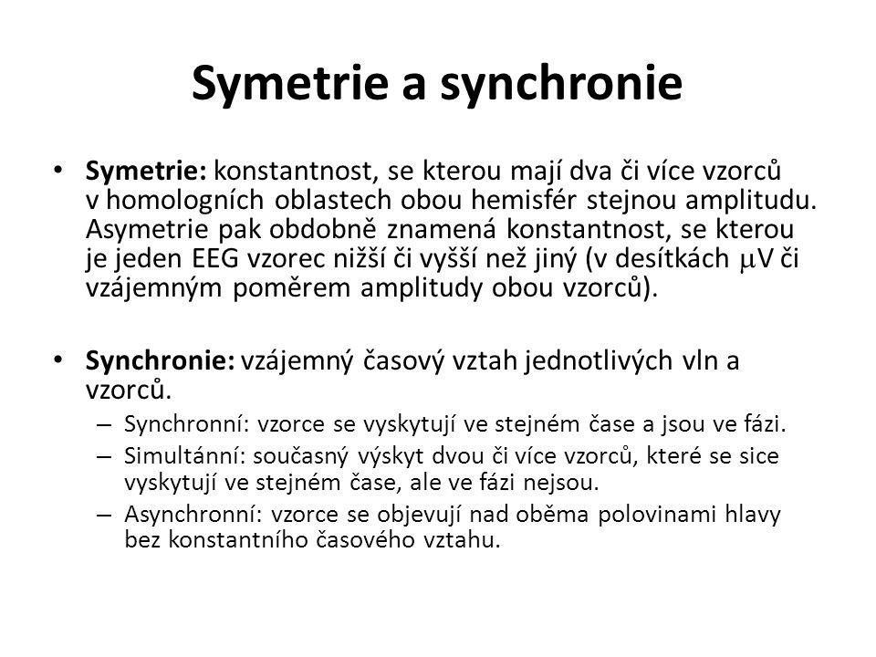Symetrie a synchronie