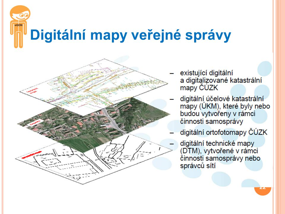 Digitální mapy veřejné správy