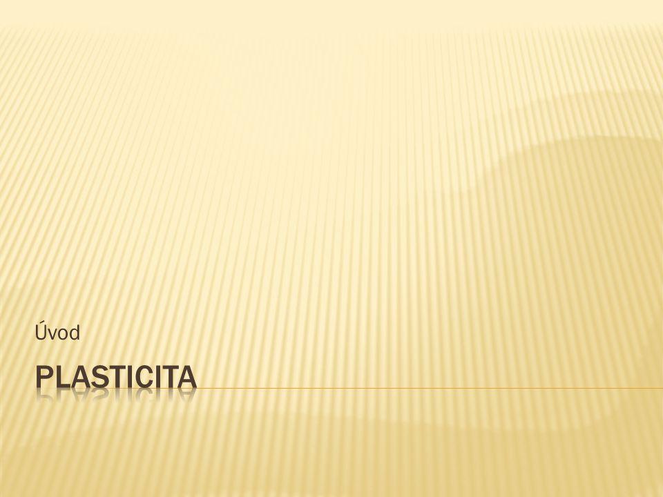 Úvod Plasticita
