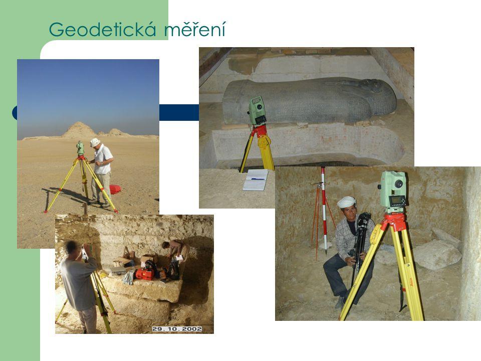 Geodetická měření