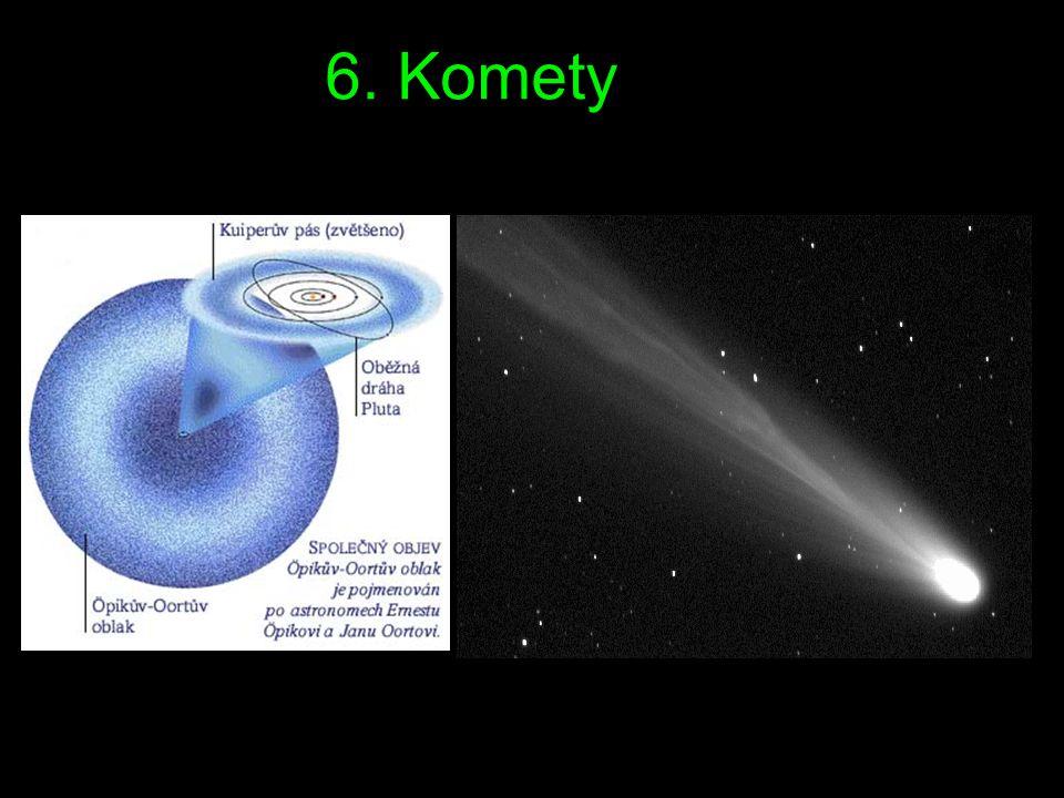 6. Komety