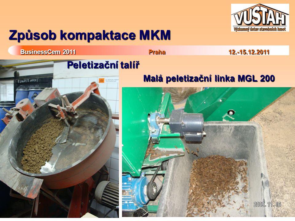 Malá peletizační linka MGL 200