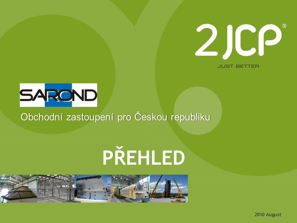 Obchodní zastoupení pro Českou republiku