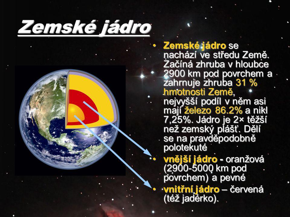 Zemské jádro