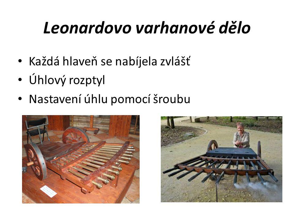 Leonardovo varhanové dělo