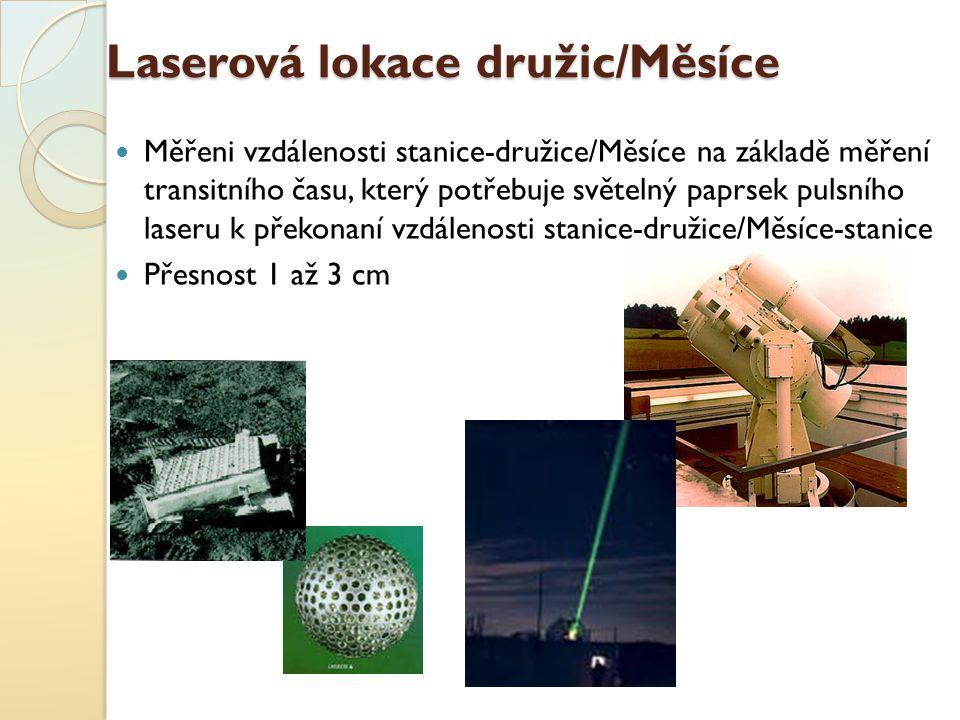 Laserová lokace družic/Měsíce