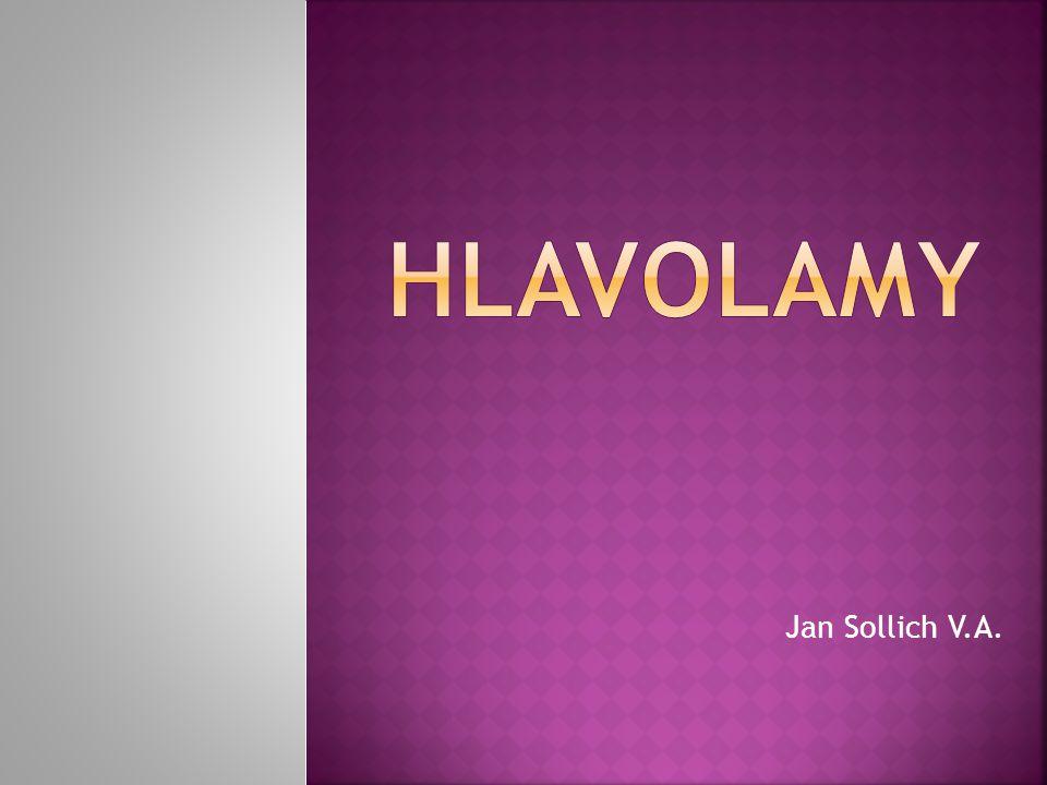 Hlavolamy Jan Sollich V.A.