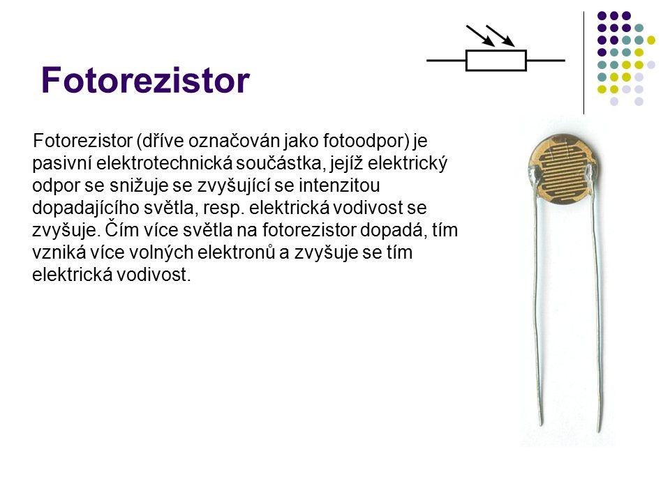 Fotorezistor