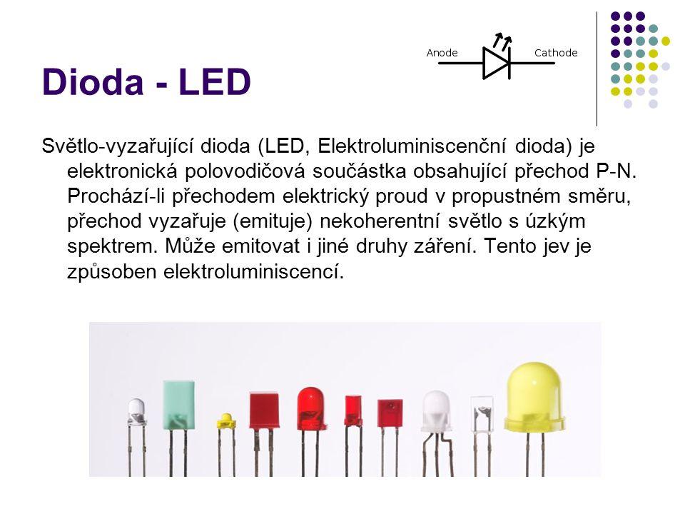 Dioda - LED