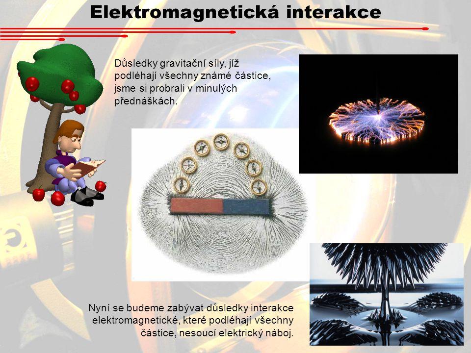 Elektromagnetická interakce