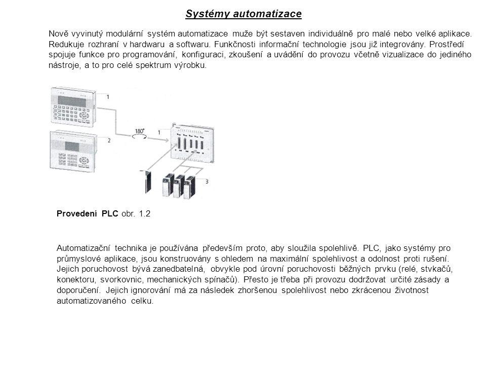 Systémy automatizace