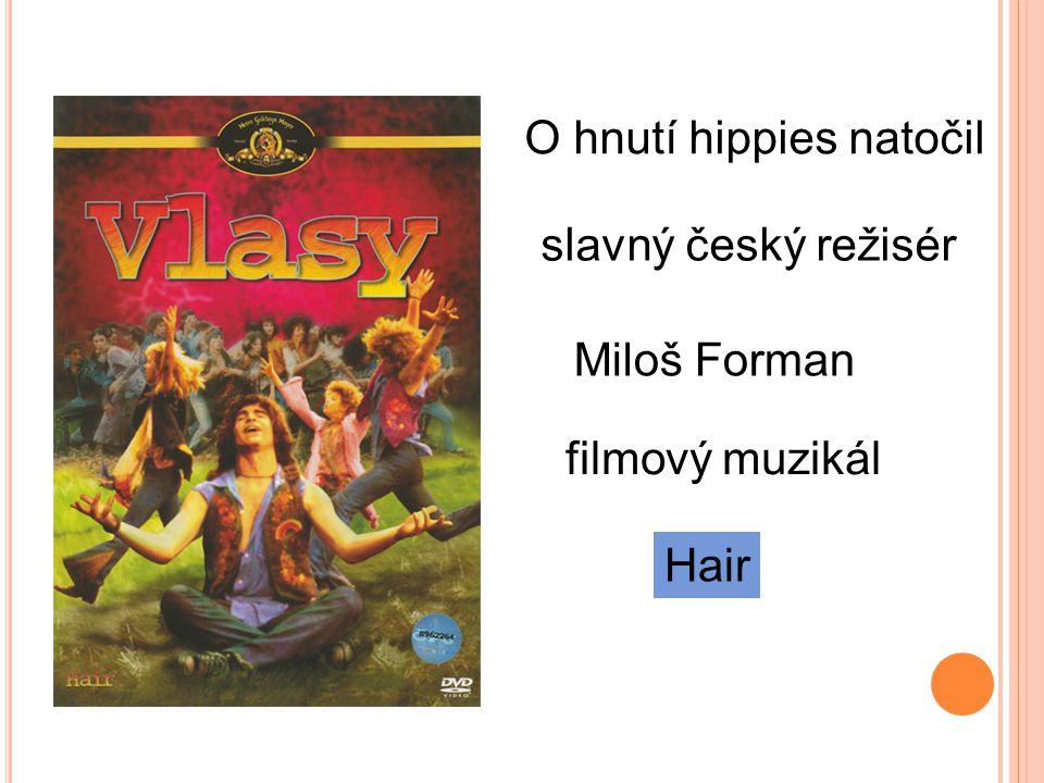 O hnutí hippies natočil