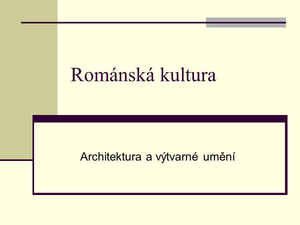 Architektura a výtvarné umění