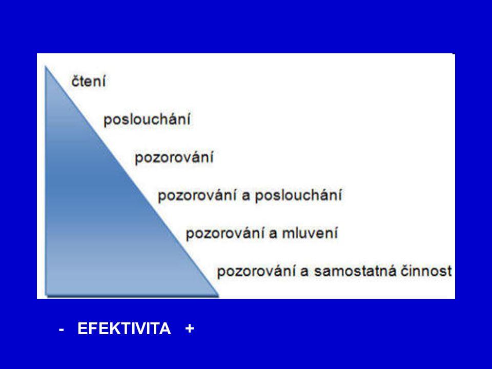 - EFEKTIVITA +